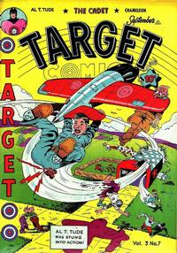 Cover Thumbnail for Target Comics (Novelty / Premium / Curtis, 1940 series) #v3#7 [31]
