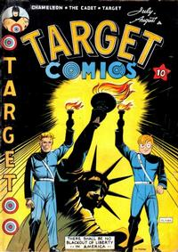 Cover for Target Comics (Novelty / Premium / Curtis, 1940 series) #v4#5 [41]