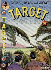 Cover Thumbnail for Target Comics (Novelty / Premium / Curtis, 1940 series) #v4#9 [45]