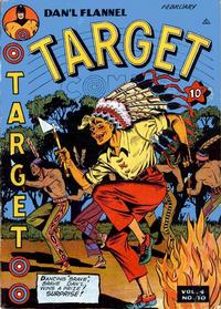 Cover Thumbnail for Target Comics (Novelty / Premium / Curtis, 1940 series) #v4#10 [46]