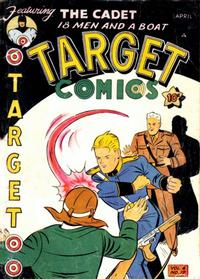Cover Thumbnail for Target Comics (Novelty / Premium / Curtis, 1940 series) #v4#12 [48]