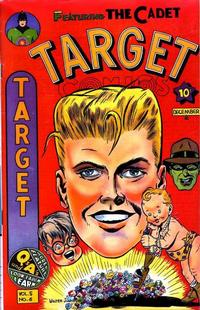Cover for Target Comics (Novelty / Premium / Curtis, 1940 series) #v5#6 [54]