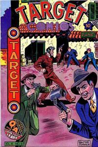 Cover Thumbnail for Target Comics (Novelty / Premium / Curtis, 1940 series) #v6#4 [60]