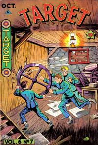 Cover for Target Comics (Novelty / Premium / Curtis, 1940 series) #v6#7 [63]