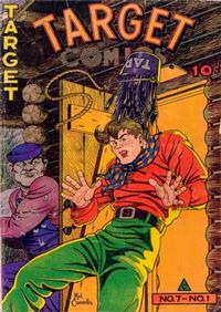 Cover Thumbnail for Target Comics (Novelty / Premium / Curtis, 1940 series) #v7#1 [67]