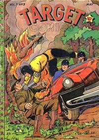 Cover for Target Comics (Novelty / Premium / Curtis, 1940 series) #v7#3 [69]