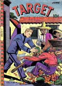 Cover Thumbnail for Target Comics (Novelty / Premium / Curtis, 1940 series) #v7#4 [70]