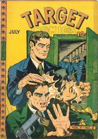 Cover Thumbnail for Target Comics (Novelty / Premium / Curtis, 1940 series) #v7#5 [71]