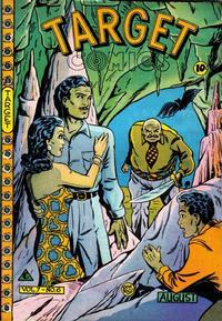 Cover for Target Comics (Novelty / Premium / Curtis, 1940 series) #v7#6 [72]