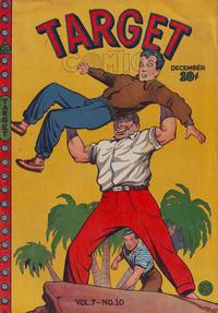 Cover Thumbnail for Target Comics (Novelty / Premium / Curtis, 1940 series) #v7#10 [76]