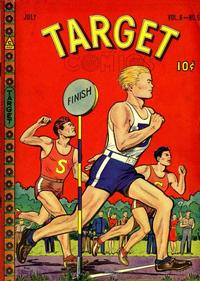 Cover Thumbnail for Target Comics (Novelty / Premium / Curtis, 1940 series) #v8#5 [83]