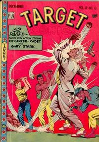 Cover Thumbnail for Target Comics (Novelty / Premium / Curtis, 1940 series) #v8#10 [88]