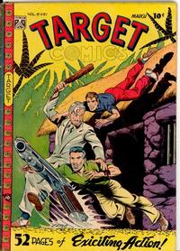 Cover Thumbnail for Target Comics (Novelty / Premium / Curtis, 1940 series) #v9#1 [91]