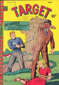 Cover Thumbnail for Target Comics (Novelty / Premium / Curtis, 1940 series) #v9#3 [93]