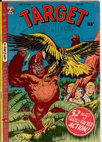 Cover Thumbnail for Target Comics (Novelty / Premium / Curtis, 1940 series) #v9#4 [94]