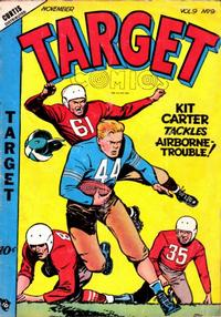 Cover Thumbnail for Target Comics (Novelty / Premium / Curtis, 1940 series) #v9#9 [99]