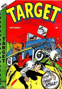 Cover Thumbnail for Target Comics (Novelty / Premium / Curtis, 1940 series) #v9#10 [100]