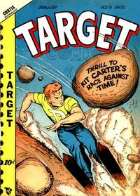 Cover Thumbnail for Target Comics (Novelty / Premium / Curtis, 1940 series) #v9#11 [101]