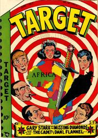 Cover for Target Comics (Novelty / Premium / Curtis, 1940 series) #v10#2 [104]