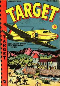Cover Thumbnail for Target Comics (Novelty / Premium / Curtis, 1940 series) #v10#3 [105]