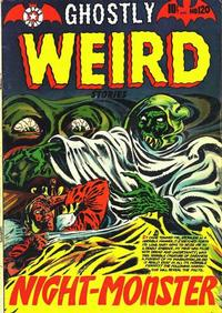 Cover Thumbnail for Ghostly Weird Stories (Star Publications, 1953 series) #120