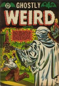 Cover for Ghostly Weird Stories (Star Publications, 1953 series) #121