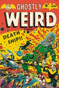 Cover Thumbnail for Ghostly Weird Stories (Star Publications, 1953 series) #122