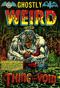 Cover Thumbnail for Ghostly Weird Stories (Star Publications, 1953 series) #123