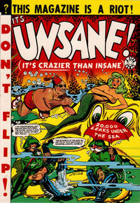 Cover Thumbnail for Unsane (Star Publications, 1954 series) #15