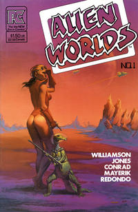 Cover Thumbnail for Alien Worlds (Pacific Comics, 1982 series) #1
