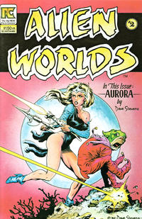 Cover Thumbnail for Alien Worlds (Pacific Comics, 1982 series) #2