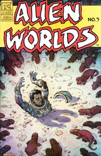 Cover Thumbnail for Alien Worlds (Pacific Comics, 1982 series) #3