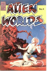 Cover Thumbnail for Alien Worlds (Pacific Comics, 1982 series) #5