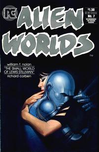 Cover Thumbnail for Alien Worlds (Pacific Comics, 1982 series) #7