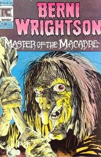Cover Thumbnail for Berni Wrightson: Master of the Macabre (Pacific Comics, 1983 series) #3