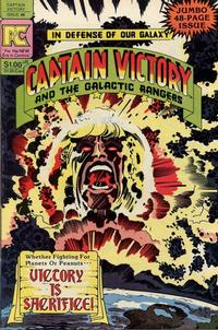 Cover Thumbnail for Captain Victory and the Galactic Rangers (Pacific Comics, 1981 series) #6