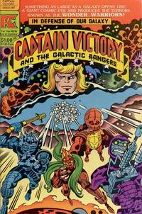 Cover Thumbnail for Captain Victory and the Galactic Rangers (Pacific Comics, 1981 series) #7