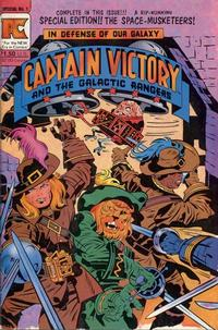 Cover Thumbnail for Captain Victory and the Galactic Rangers Special (Pacific Comics, 1983 series) #1