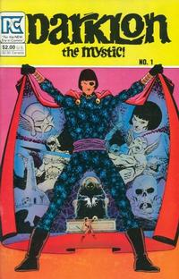 Cover Thumbnail for Darklon the Mystic (Pacific Comics, 1983 series) #1