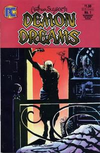 Cover Thumbnail for Demon Dreams (Pacific Comics, 1984 series) #1