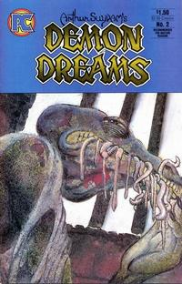 Cover Thumbnail for Demon Dreams (Pacific Comics, 1984 series) #2
