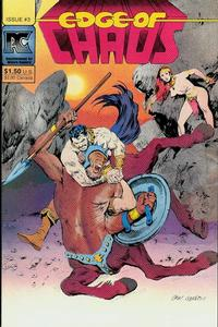 Cover Thumbnail for Edge of Chaos (Pacific Comics, 1983 series) #3