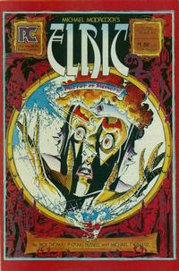 Cover Thumbnail for Elric (Pacific Comics, 1983 series) #4