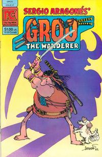 Cover Thumbnail for Groo the Wanderer (Pacific Comics, 1982 series) #1
