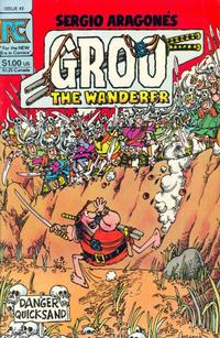 Cover Thumbnail for Groo the Wanderer (Pacific Comics, 1982 series) #2