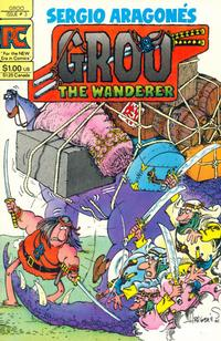 Cover Thumbnail for Groo the Wanderer (Pacific Comics, 1982 series) #3