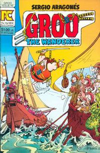 Cover Thumbnail for Groo the Wanderer (Pacific Comics, 1982 series) #5