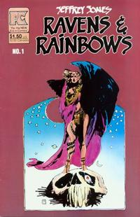 Cover Thumbnail for Ravens and Rainbows (Pacific Comics, 1983 series) #1