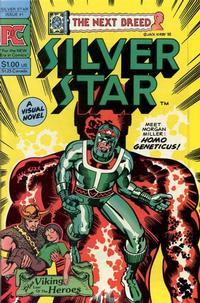Cover Thumbnail for Silver Star (Pacific Comics, 1983 series) #1