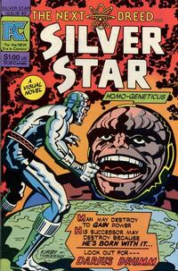 Cover Thumbnail for Silver Star (Pacific Comics, 1983 series) #2